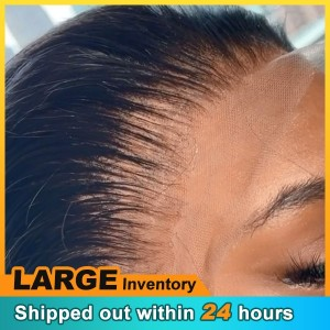Deep Curly Lace Closure 4x4 & 5x5 HD Human Hair Swiss Lace Closure Transparent Middle Free Three Part Top Closures【H030】