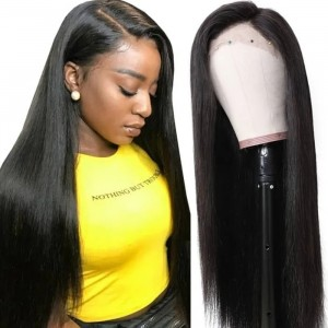 Eva Hair 2019 New 150 Density 370 Lace Wigs Brazilian Straight Human Hair Wig【W150】
