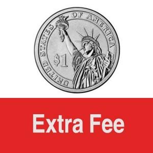 Extra Fee【00001】