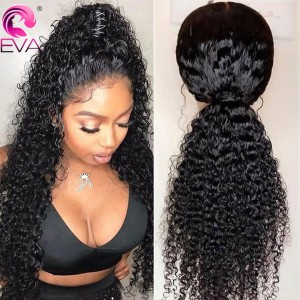 Eva Hair 13x6 Lace Front Wigs Curly Hair 150% Density Remy Hair【Y110】