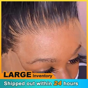 Body Wave Lace Closure 4x4 & 5x5 HD Human Hair Swiss Lace Closure Transparent Middle Free Three Part Top Closures【H027】