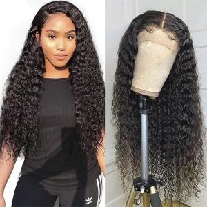 Eva Hair 150% Density Brazilian Hair Curly Full Lace Wigs【Y115】