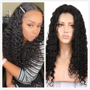 Eva Hair 150% Density Brazilian Hair Wave 13x6 Lace Front Wigs【Y117】