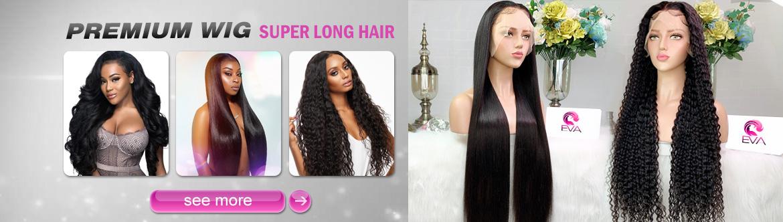 super long hair lace wig
