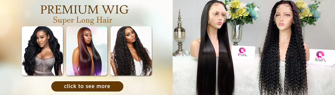 long hair lace wig